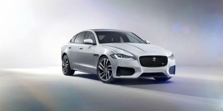 #NewXF: Новый Jaguar XF в Лондоне