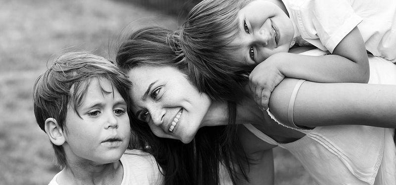 Евгения Басырова, 34 года, журналист, фотограф, мама двух чудесных мальчиков