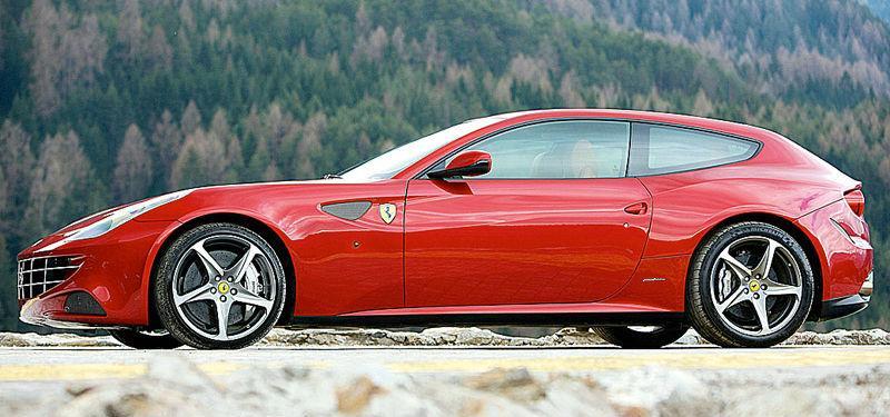 Ferrari Four FF