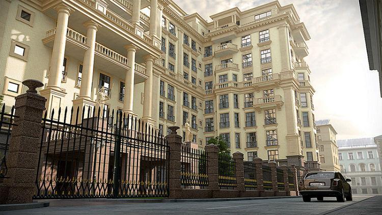 Новый стандарт элитного жилья от Hovard Palace