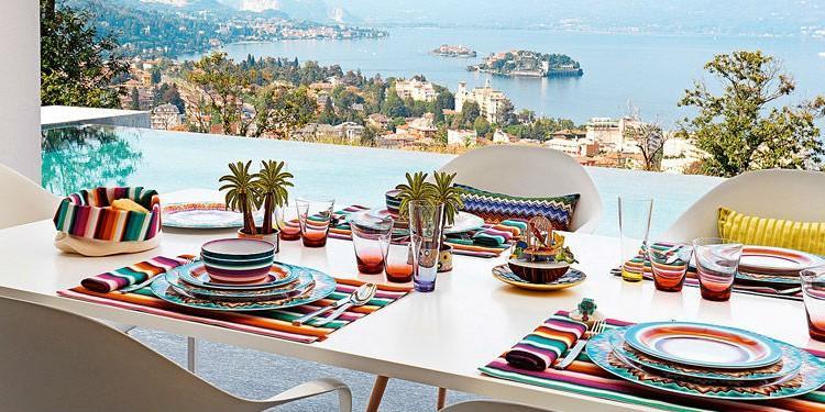 Maison & Objet 2015: Шик весенней сервировки