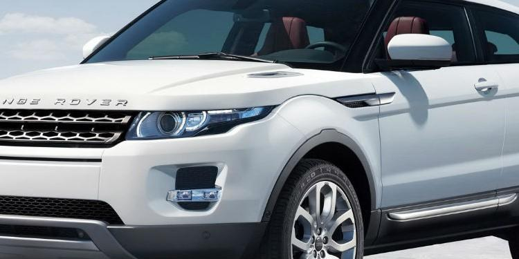 range rover evoque - лидер вторичного рынка