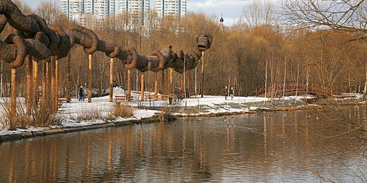 Культурная ось Москвы