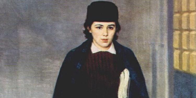 Н.А. Ярошенко. Курсистка. 1880