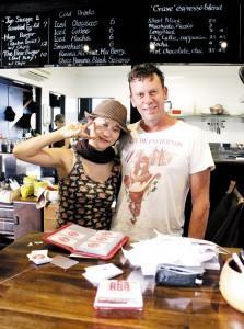 """Кафе """"Ину"""" в Австралии"""