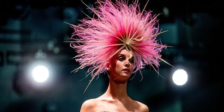 День высокой парикмахерской моды