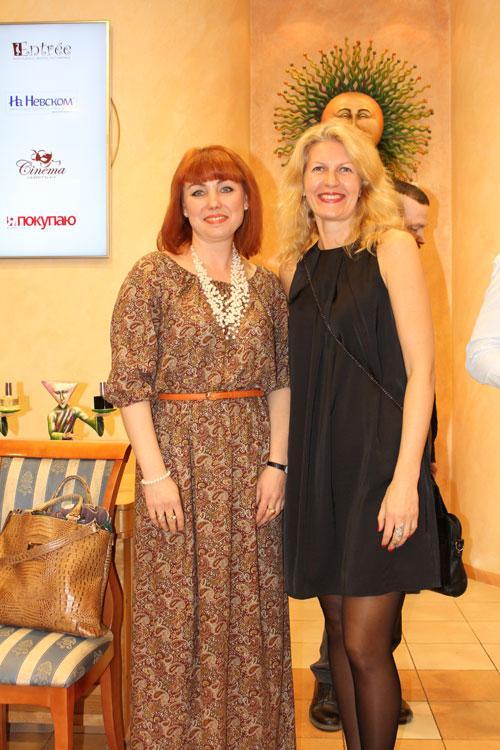 Татьяна Суспицына, Алина Агафонова