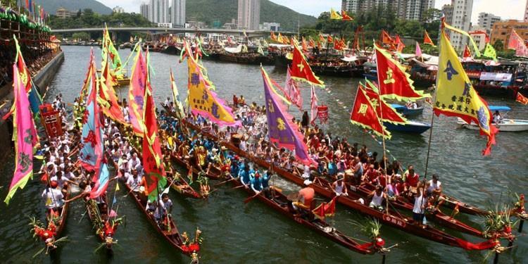 На майские праздники в Гонконг
