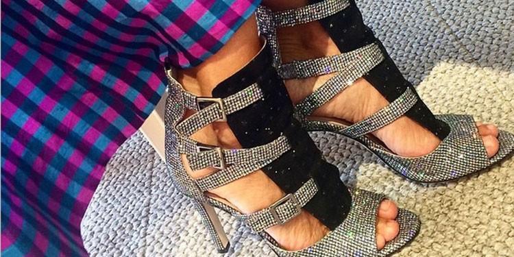 Модные туфли Сары Джессики Паркер