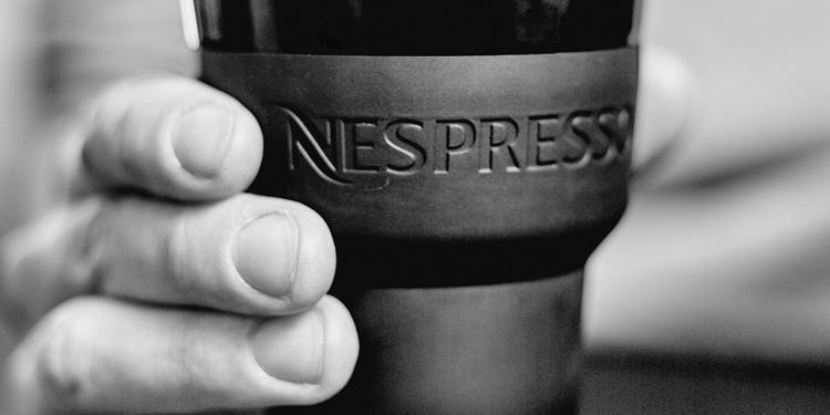 nespresso чашка