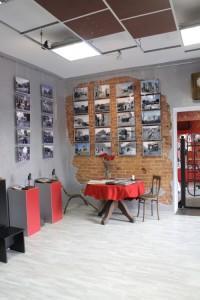 Выставка на ледоколе Красин
