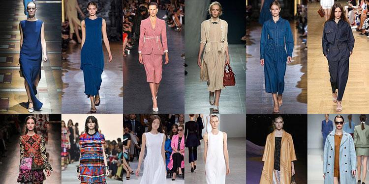 Модные тренды 2015 года