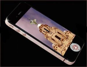 iPhone 4 Diamond Rose Edition самый дорогой айфон в мире
