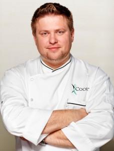 шеф-повар Алексей Семёнов