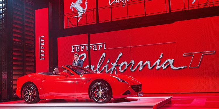 Ferrari и Maserati