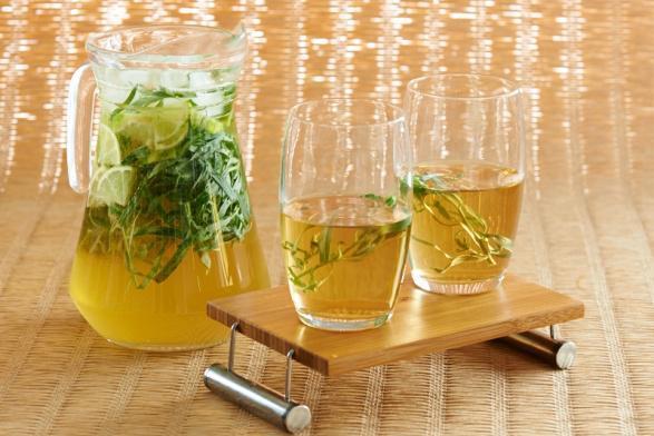 Как в домашних условиях приготовить напиток из тархуна в домашних условиях