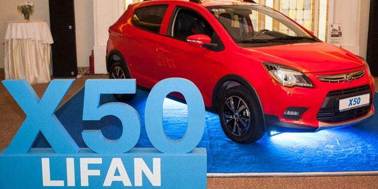 Новый LIFAN X50