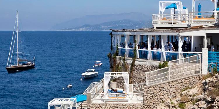 Il Riccio Restaurant & Beach Club