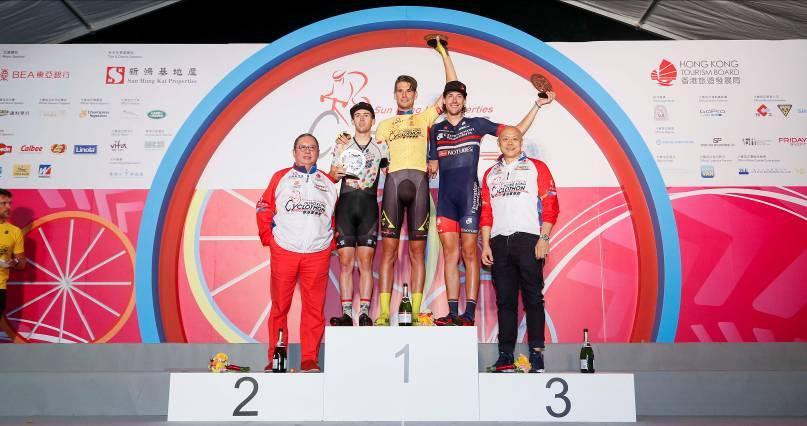 Победители гонки Критериум