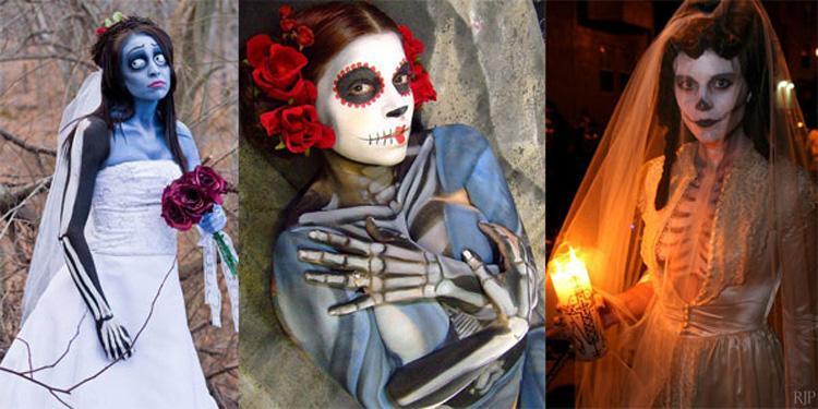 На хэллоуин для девочки