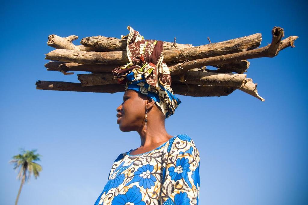 Гамбия. Экзотика африканской страны.