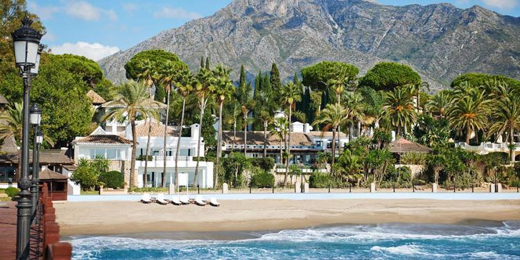 За здоровьем в Marbella Club Hotel, Golf Resort & Spa