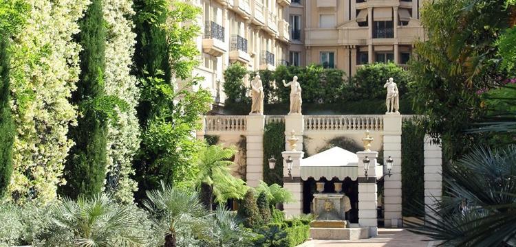отельMetropoleMonte-Carlo