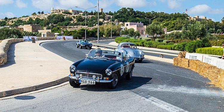 Mdina Classic Car Grand Prix