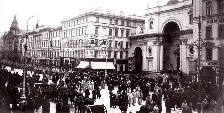 Фото Карл Булла. 1914г.