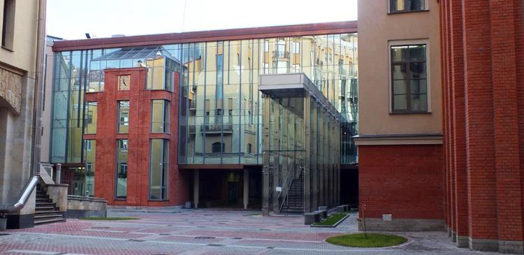 Новая сцены Александринского театра