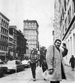 Прогулки с Довлатовым по Нью-Йорку 80-х