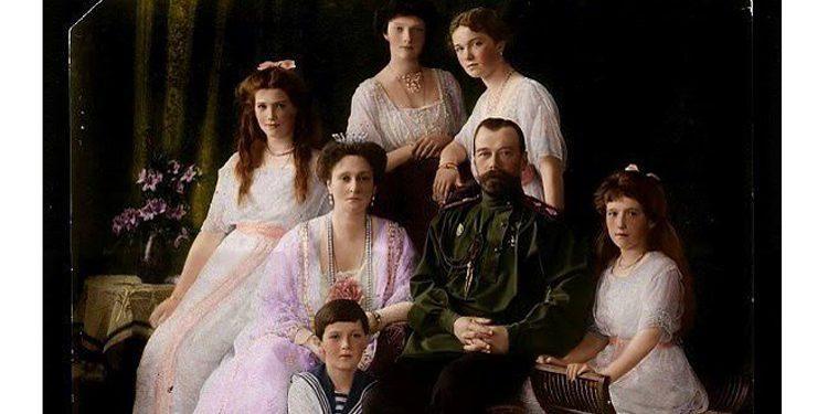 «Просторы России в цветной фотографии»