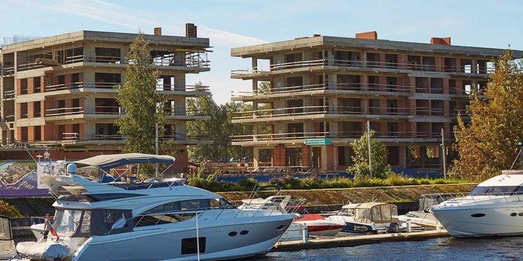жилой комплекс класса De Luxe