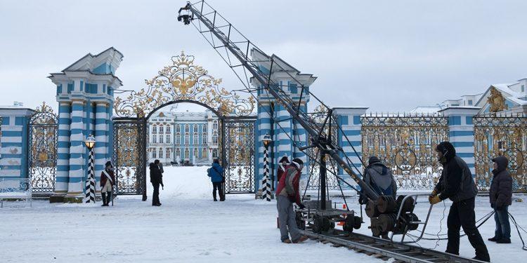 петербургский маршрут «По местам съемок телесериала «Война и мир»