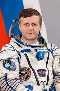 Андрей Борисенко, летчик-космонавт, Герой Рссии