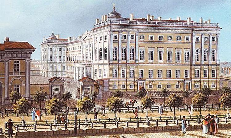 Аничков-дворец.