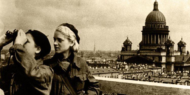 Ко Дню снятия блокады Ленинграда. Музейные программы