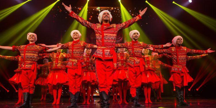 20 июля на сцене БКЗ «Октябрьский» балет Аллы Духовой «ТОДЕС» с новой программой «И приснится же такое…»!