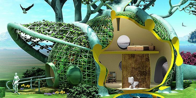 Инновационная пятерка. Как будет выглядеть строительство в будущем?