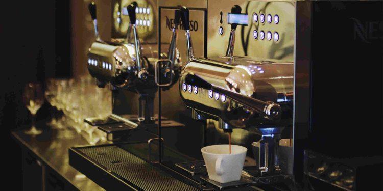 Закрытый ужин, специальное блюдо и кофе Nespresso