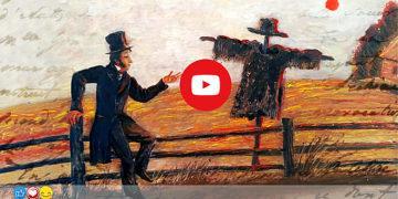 картина пушкин в поле