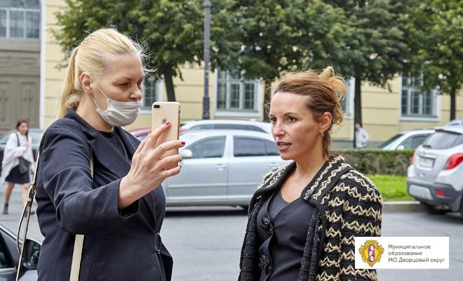 Интервью На Невском