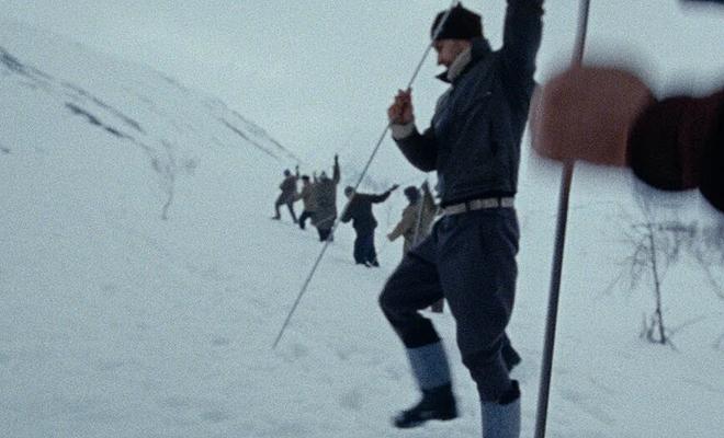 кадры из фильма перевал Дятлова