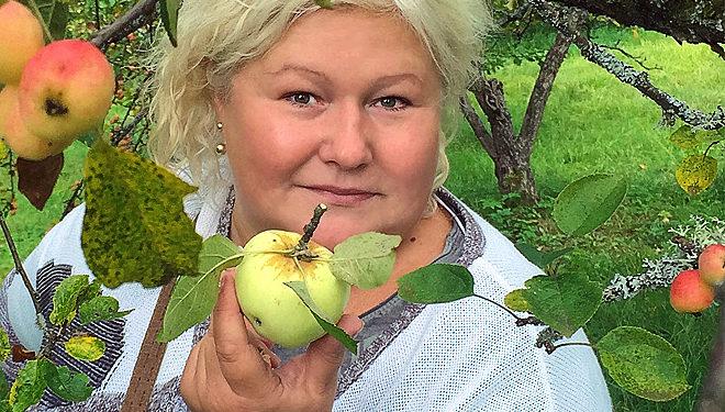 директор по развитию инвестиционно-девелоперской компании «Русь: Новые Территории» Светлана Невелева