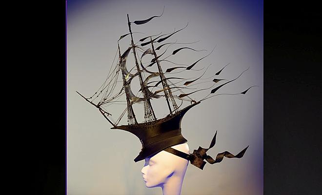 Шляпы. Корабль