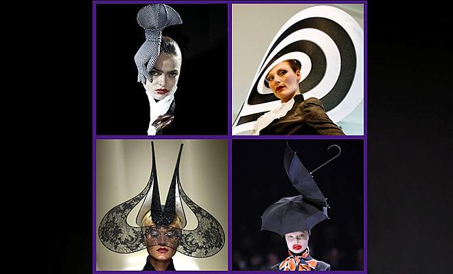 Шляпы Филипа Трейси