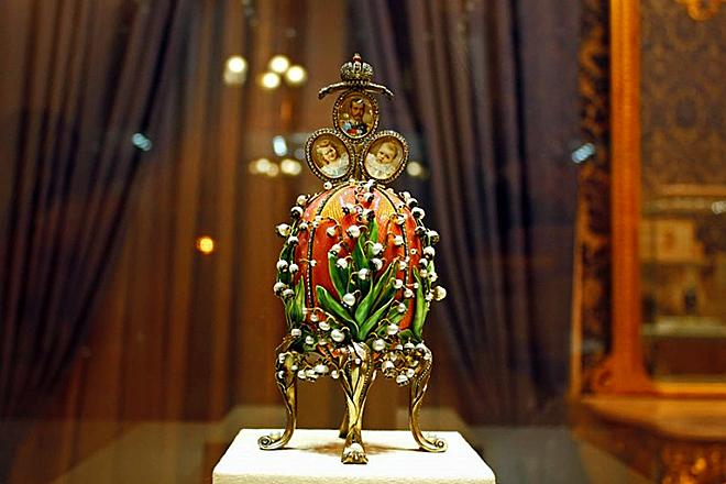 Ландыши – любимые цветы императрицы Александры Федоровны