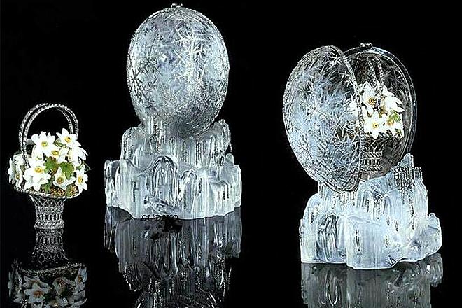 Зимнее - самое дорогое яйцо Фаберже
