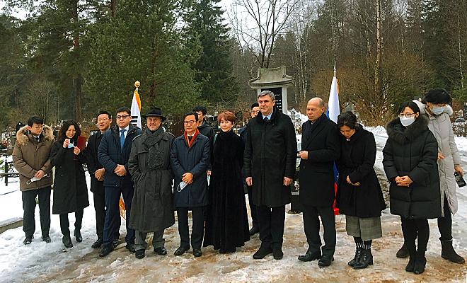 110-лет со дня смерти дипломата Ли Бомчжина