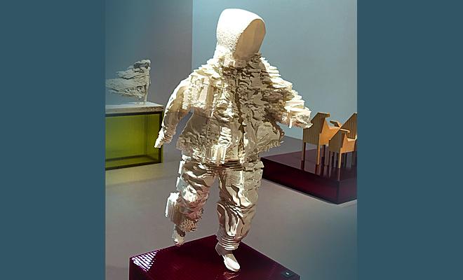 Та самая скульптура, напечатанная на 3D-принтере